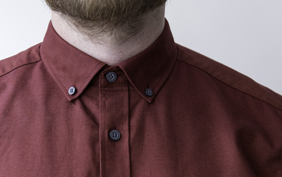 Shirt Fit collar